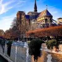 PARYŻ - GDZIE W TYM TŁUMIE ZNALEŹĆ CISZĘ I SPOKÓJ?  ☆  PARIS - WHERE IN THIS CROWD FIND PEACE AND QUIET?